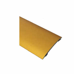 Self Adhesive Cover Trim Brass - 2.7m