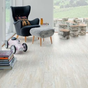 Polyflor Camaro Loc - White Limed Oak