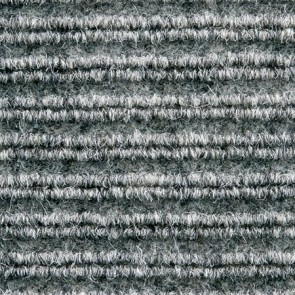 Ash Grey Ribbed Matting