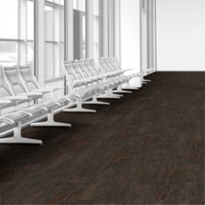 Interface Level Set Textured Woodgrains 411 Dark Walnut